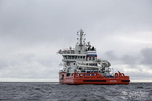 немецкая лодка в карском море